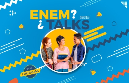 Enem Talks 2019'