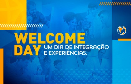 Welcome Day em Salvador
