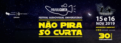 Pirarucurta - Festival Audiovisual Universitário