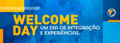 Welcome Day 2018.1 em Fortaleza